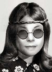 1968. Flipper, hippie